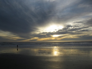 Ocean Beach, San Francisco, by Devery Sheffer