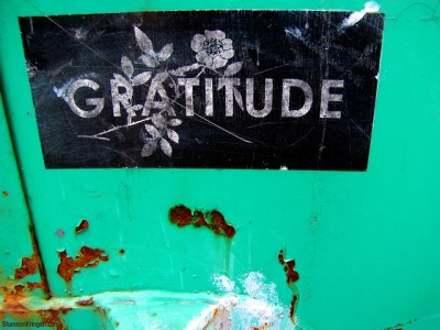 Gratitude at year's end by shannonkringen
