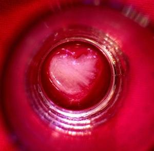 love in a glass