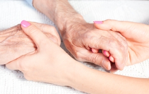 There are resources for caregivers. Shutterstock