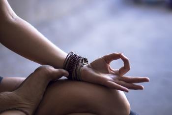Practice mindfulness. Shutterstock