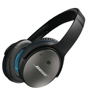 Bose QuietComfort 25 Acoustic Noise Cancelling Headphones - Apple devices, Black - Wired SRP: $299 at AMAZON