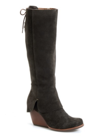 Kork-Ease® 'Lorelei' Wedge Tall Boot (Women) $299.95