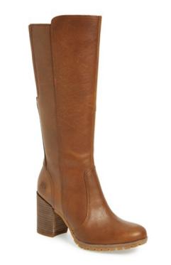 Timberland 'Swazey' Tall Waterproof Boot (Women) $259.95