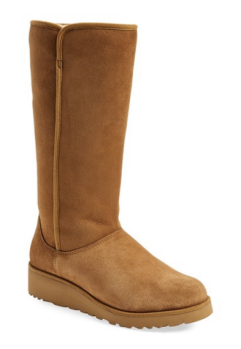 UGG® Australia 'Kara - Slim Classic™' Water Resistant Tall Boot $259.95