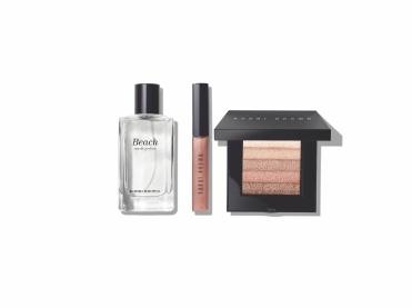 Beach Fragrance, Lip & Cheek Set SRP: $115