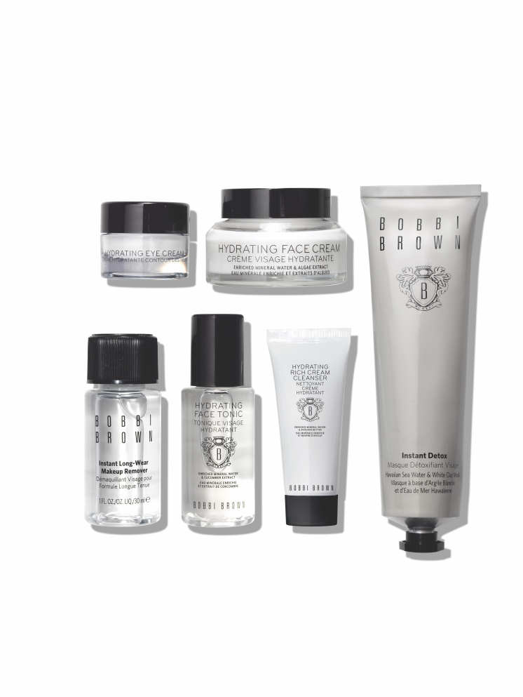 Bobbi to the Rescue Detox & Hydrate Set SRP: $85
