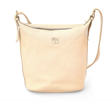 Il Bisonte Crossbody bag in cowhide leather (NATURAL COLOR) $ 415.00