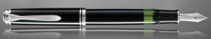 Pelikan Souverän Black-Silver Souverän - Fountain pen
