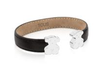 Silver TOUS Bear Cuff $165