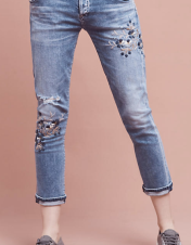 Citizens Of Humanity Emerson Mid-Rise Slim Boyfriend Jeans $298.00 Anthropologie